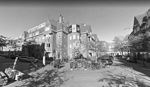 David Blesstraat e.o. Amsterdam