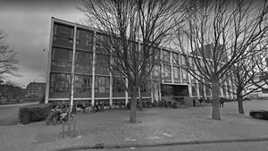 Spinoza Lyceum, Peter van Anrooystraat, Amsterdam