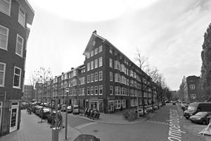 Trompenburg en Gaaspstraat Amsterdam